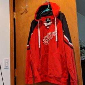 Detroit Redwings hockey hoodie (XL)